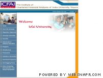 iutripura.org - The ICFAI University, Tripura