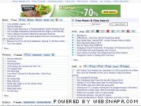 jimmyr.com - The best of the Internet Today Web 2.0 Mashup