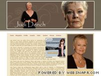 judidench.net - Judi Dench Pictures - Photos - Biography - Pics