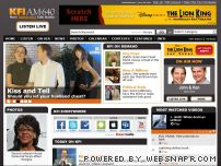 kfiam640.com - KFI AM 640 More Stimulating Talk Radio