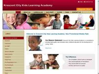 krescentcitykids.com - Krescent City Kids Learning Academy Daycare Childcare, Preschool Center