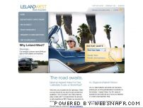 lelandwest.com - Classic Car Insurance - Agreed Value Insurance Coverage