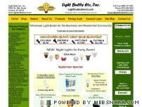 lightbulbsdirect.com - Light Bulbs - Halogen, Energy Star & Compact Fluorescent Light Bulbs