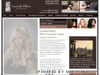 lucindaellery.com - Hair Extensions Salon London - Lucinda Ellery
