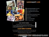 manhuntlive.com - Live Sex -  Webcam Sex Chat