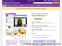 messenger.yahoo.com - Yahoo! Messenger - Chat, Instant message, SMS, PC Calls and More