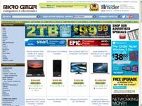 mircocenter.com - Micro Center - Computers, Electronics, Computer Parts, Networking, Gaming, Software, and more!