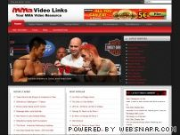 mmavideolinks.to - MMA Video Links | UFC, Pride, Affliction, StrikeForce, Dream MMA Videos, and More