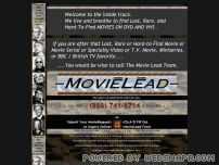 movielead.com - - MOVIELEAD - DVD, VHS, Video Search & Aquisition Agency for Professional, Entertainment Industry, & Private Collectors