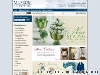 museumselection.co.uk - Museum Selection - Museum Gift Shop, Historical Gifts, Museum Collection