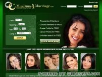 muslims4marriage.com - Muslim marriage and Muslim Matrimonials for Muslims at Muslims4Marriage.com