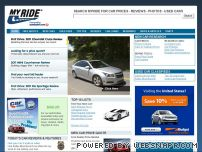 myride.com - New Cars | Used Cars for Sale by MyRide | New and Used Car Prices