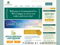 myyesbank.com - CommunityOne My Yes Bank