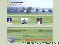 nausena-bharti.nic.in - Official Website - Indian Navy Careers & Opportunities