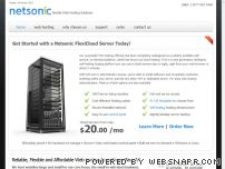 netsonic.net - Netsonic Dedicated Server Hosting | Dedicated Servers | Managed Dedicated Servers | Linux Dedicated Servers | Windows Dedicated Servers | FreeBSD Dedicated Servers