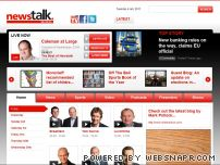 newstalk.ie - Newstalk - Ireland's National Independent Talk Radio Broadcaster