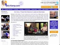 nickkemp.com - Nick Kemp NLP | Hypnotherapy | Provocative Change Works - Leeds, Yorkshire : Phobia Cures - Anger Management etc