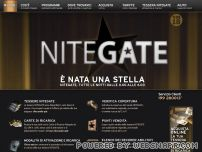 nitegate.it - Nitegate - homepage -