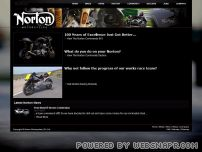 nortonmotorcycles.com - Norton Motorcycles (UK) Ltd: Welcome to Norton Motorcycles