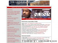 nysna.org - NY's Largest Professional Association and Union for Registered Nurses | NYS Nurses Association