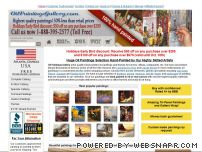 oilpaintingsgallery.com - Museum Quality Oil Painting | Oil Paintings Gallery