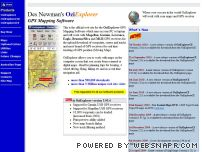 oziexplorer.com - Official OziExplorer Web Site - GPS Mapping Software for Magellan, Garmin, Lowrance, Eagle, MLR GPS