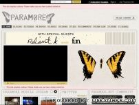 paramore.net - Paramore | The Official Site and Community - Paramore.net