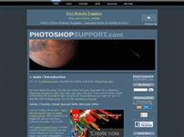 photoshopsupport.com - Photoshop Tutorials & Adobe Photoshop Plugins | PhotoshopSupport.com
