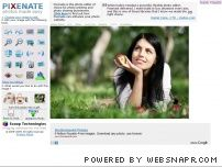 pixenate.com - Pixenate - Edit photos online, fast and easily - No plugins required.