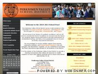 pvsd.org - Perkiomen Valley School District - PVSD Front Page