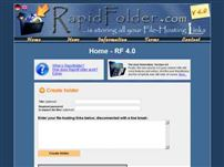 rapidfolder.com - RapidFolder.com ::  v3.6 :: is storing your Filehoster-links + installed status-light