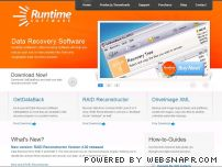 runtime.org - Data Recovery Software - Hard Drive Recovery - RAID Recovery - Runtime Software