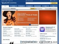 shopping.yahoo.com - Yahoo! Shopping - Find Great Products Online, Compare, Shop & Save
