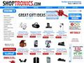 shoptronics.com - ShopTronics.com | Consumer Electronics, MP3 Players, Cables & Connections, Gadgets, Computer Equipment, Car Audio, Security Surveillance and more!