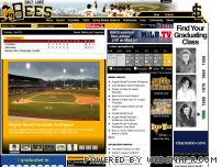 slbees.com - The Official Site Of The Salt Lake Bees