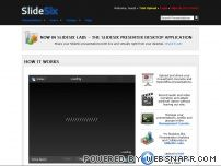slidesix.com - SlideSix :: Multimedia Presentation Sharing
