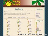 smileyjungle.com - SmileyJungle - Smileys, Emoticons & Zaps for MySpace, Orkut, Hi5 and IM