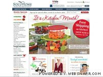 solutions.com - Solutions: home organizers, cleaners, kitchen, travel, pets, garden & more
