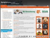 songteksten.net - Songteksten.net - Your favourite lyrics!