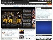 sports.yahoo.com - Yahoo! Sports - Sports News, Scores, Rumors, Fantasy Games, and more