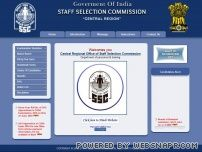 ssc-cr.org - :: Staff Selection Commission ::