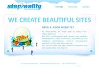 step2reality.com - Step2reality - Custom Web Design and Programming