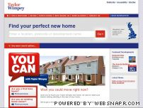 taylorwimpey.co.uk - Taylor Wimpey - Building new homes and investment properties across the UK