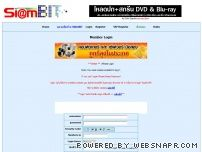 tb.in.th - ..::: Si@mBIT.com Domains Tracker The Best Thailand Bittorrent Website Since 2005 :::.. :: Login