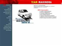 teammahindra.com - Mahindra - Automotive Sector