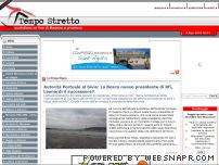 tempostretto.it - ..::TEMPO STRETTO - Quotidiano on line di Messina::..