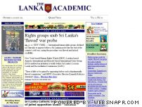 theacademic.org - Sri Lanka news updated 24 hours day: The Lanka Academic