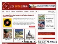thebetterindia.com - The Better India - Social and Economic Initiatives in India