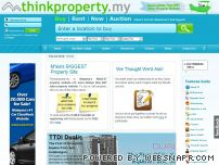 thinkproperty.com.my - Malaysia Property and Real Estate For Sale and Rent - thinkproperty.my - Home