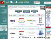 totaldiscountvitamins.com - Total Health Discount Vitamins and Herbs
